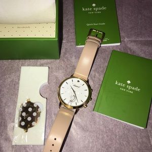 CheersMetroGrandHybridSmartWatch Kate Spade